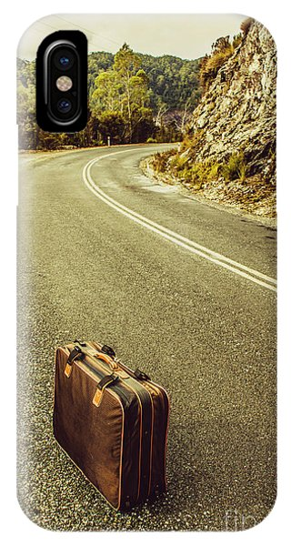 Missing iPhone Case - Travelling Brief by Jorgo Photography - Wall Art Gallery