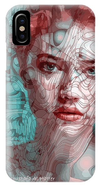 Travelling Wave IPhone Case