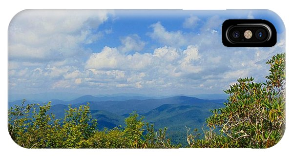 Tray Mountain Summit - South IPhone Case