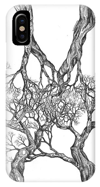 Tree 12 IPhone Case