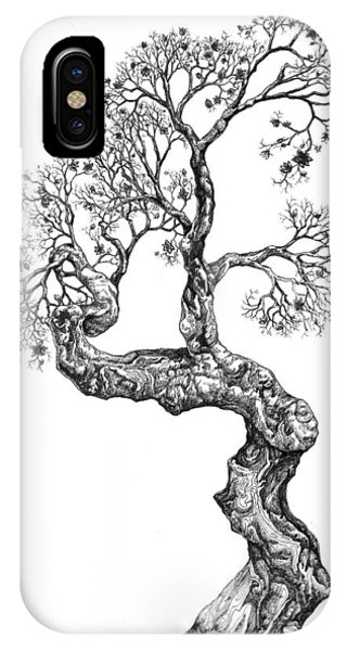 Tree 14 IPhone Case