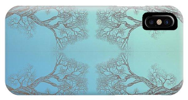 Tree 20 Hybrid 3 IPhone Case