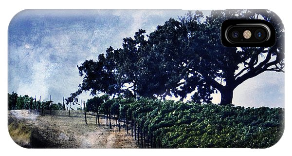 Vineyard Tree IPhone Case