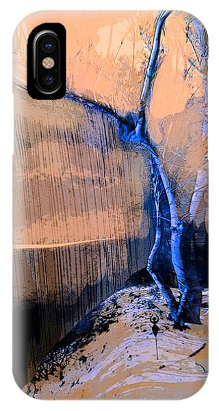 Tree Dancing On The Edge IPhone Case