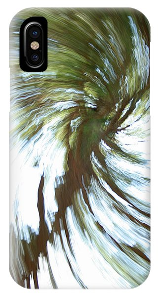 Tree Diptych 1 IPhone Case