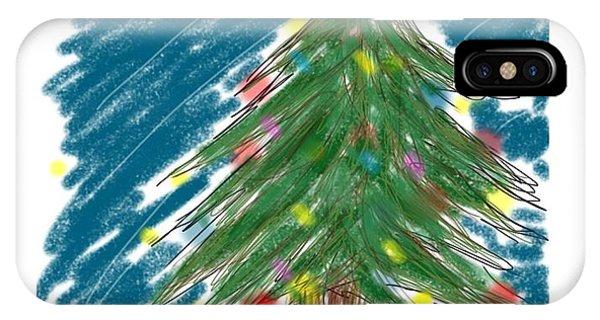 iPhone Case - Tree by Kumiko Izumi