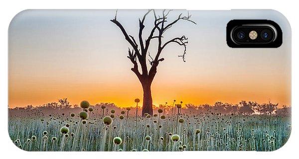 Sunrise iPhone Case - We Are Family by Az Jackson