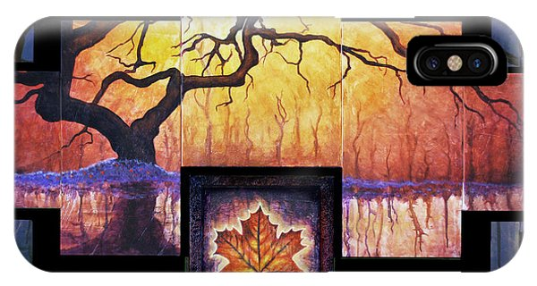 Tree Of Life The Giver IPhone Case
