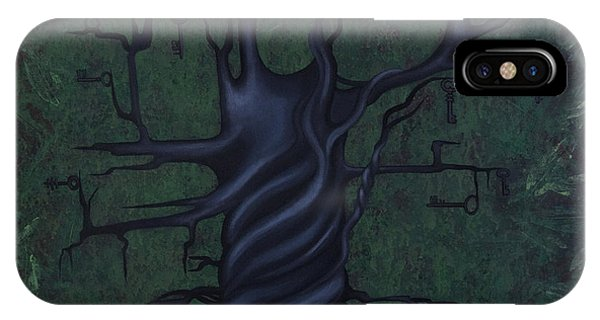 Tree Of Secrets IPhone Case