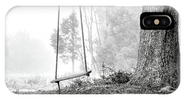Tree Swing IPhone Case