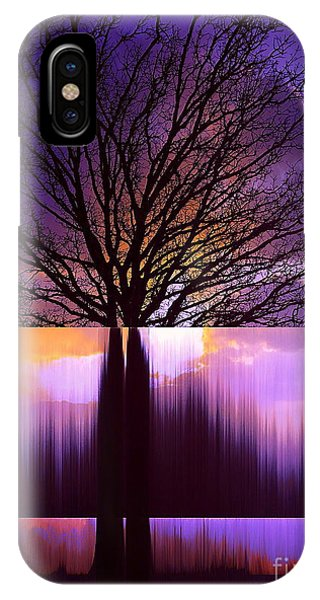 Disturbing The Rule Of Thirds IPhone Case