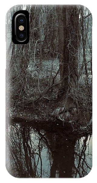 Tree Vines Water IPhone Case
