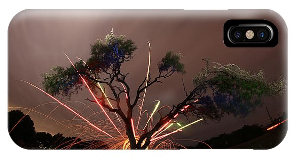 Treeburst IPhone Case