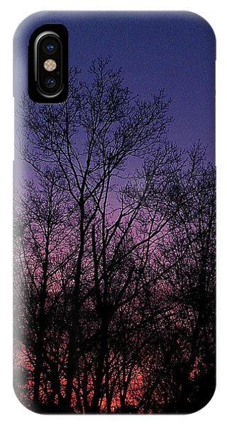 Treeform IPhone Case