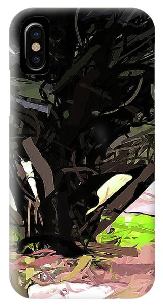 Trees 1 IPhone Case