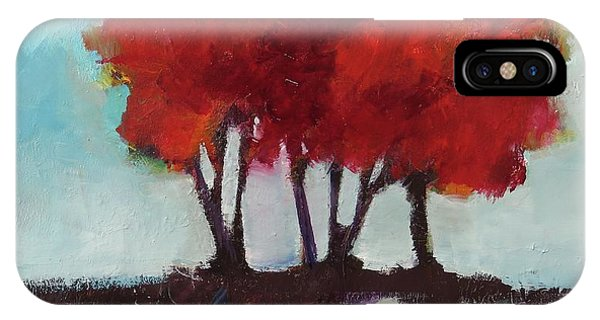 Trees For Alice IPhone Case