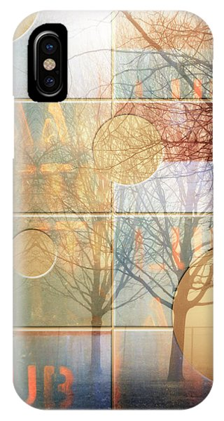 Trees Lub Right IPhone Case
