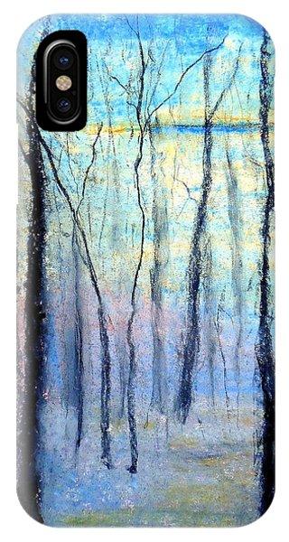 Treescape - Evening IPhone Case