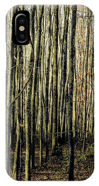 Treez Yellow IPhone Case