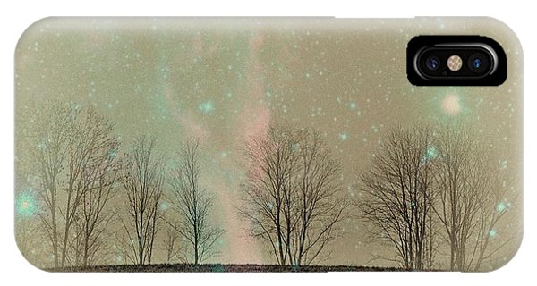 Tress In Starlight IPhone Case