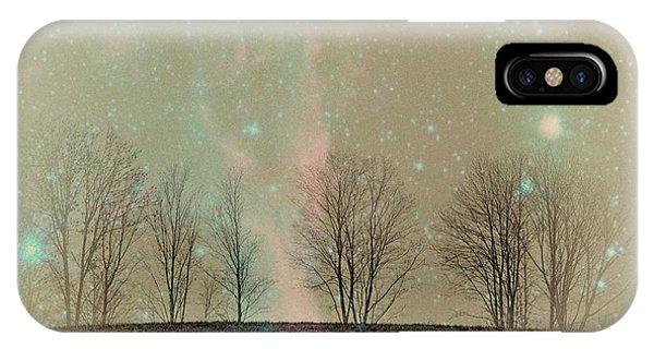 Tress In Starlight IPhone Case