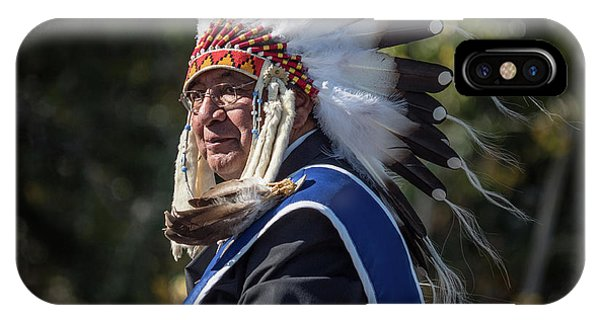 Tribal Elder IPhone Case