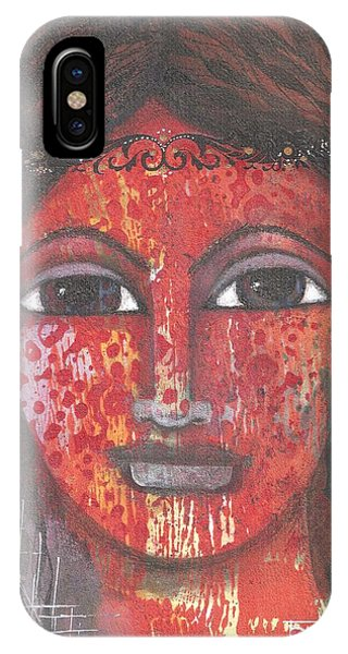 Tribal Woman IPhone Case
