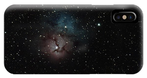 Trifid Nebula IPhone Case