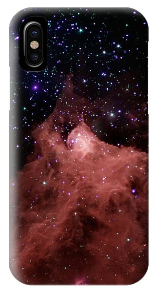 Trigger-happy Star Formation IPhone Case