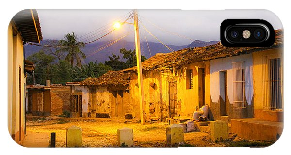 Trinidad Morning IPhone Case