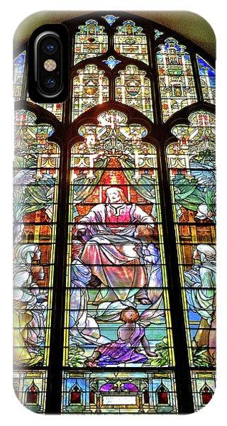 Trinity Church Galveston IPhone Case