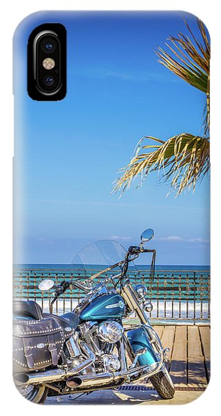 Trip To The Sea. IPhone Case