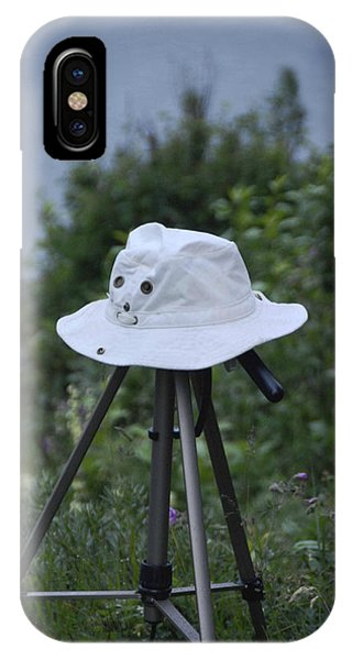 Tripod Humor IPhone Case
