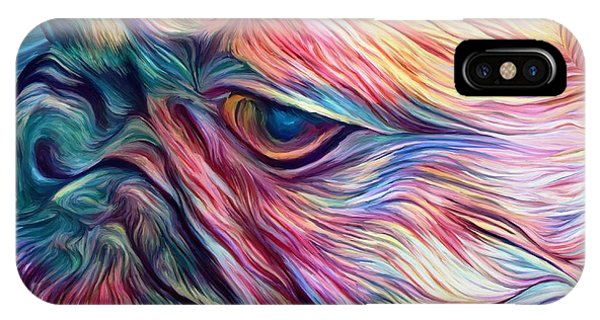 Trippy Arabella IPhone Case
