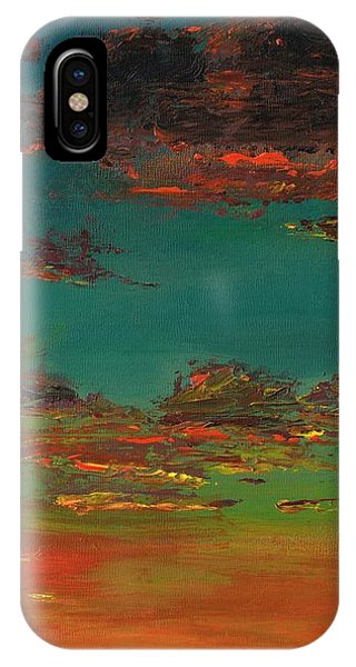 Triptych 3 IPhone Case
