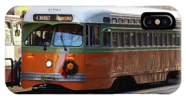 Trolley Number 1080 IPhone Case