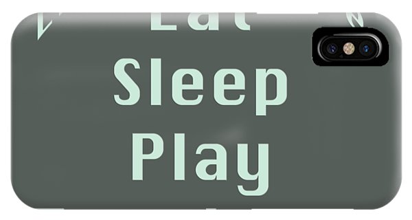 Trombone Eat Sleep Play Trombone 5518.02 IPhone Case