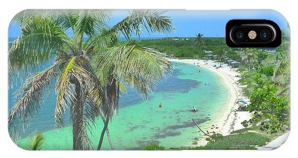 Tropic Beach IPhone Case