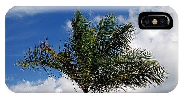 Tropical Breeze IPhone Case