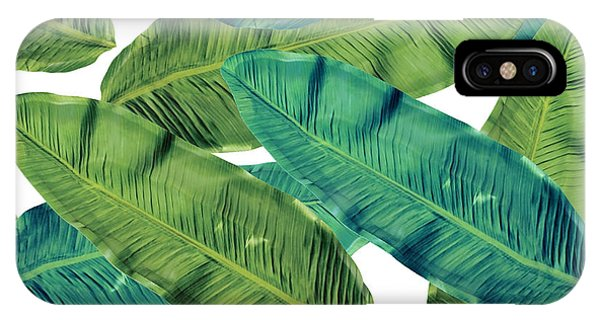 Tropical iPhone Case - Tropical Colors 2 by Mark Ashkenazi