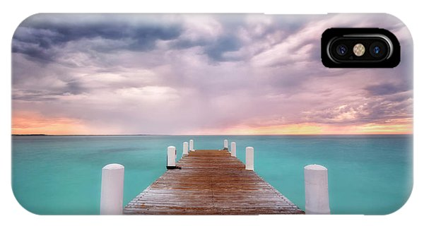 Tropical Drama IPhone Case