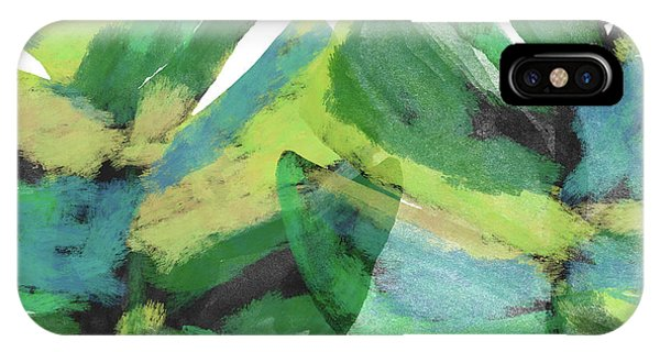 For iPhone Case - Tropical Dreams 1- Art By Linda Woods by Linda Woods
