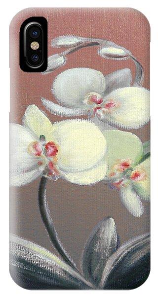 Tropical Elegance 3 IPhone Case
