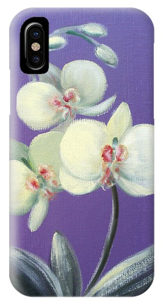 Tropical Elegance IPhone Case
