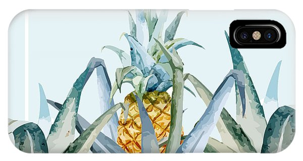 Modern iPhone Case - Tropical Feeling  by Mark Ashkenazi