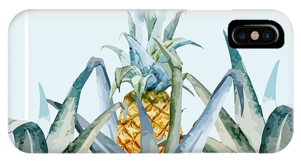 Travel iPhone Case - Tropical Feeling  by Mark Ashkenazi