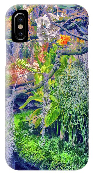 Tropical Garden IPhone Case