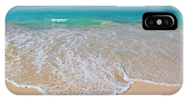 Oahu Hawaii iPhone Case - Tropical Hawaiian Shore by Kerri Ligatich