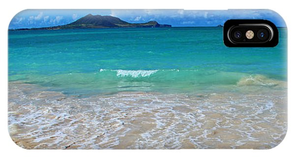 Oahu iPhone Case - Tropical Hawaiian Shore by Kerri Ligatich