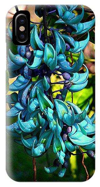Tropical Jade IPhone Case